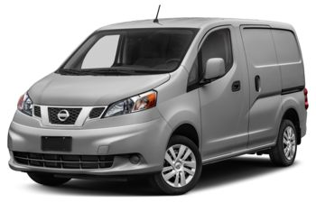 2021 Nissan NV200 - Brilliant Silver Metallic