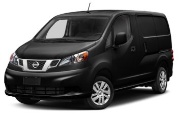 2021 Nissan NV200 - Super Black