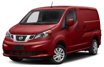 2021 Nissan NV200 - Cayenne Red Metallic