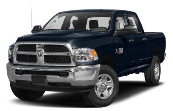 2018 RAM 3500 - True Blue Pearl