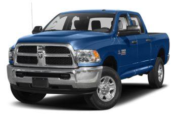 2018 RAM 3500 - Blue Streak Pearl