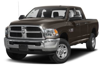 2018 RAM 3500 - Walnut Brown Metallic