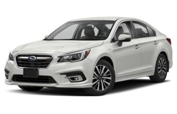 2019 Subaru Legacy - Crystal White Pearl