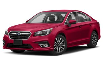 2019 Subaru Legacy - Crimson Red Pearl
