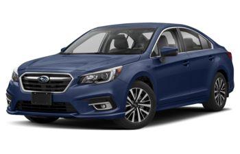 2019 Subaru Legacy - Abyss Blue Pearl