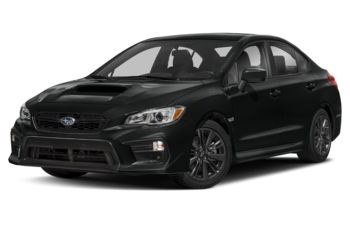 2019 Subaru WRX - Dark Grey Metallic