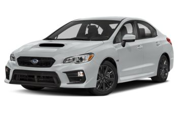 2020 Subaru WRX - Crystal White Pearl