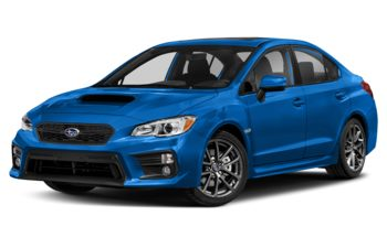 2020 Subaru WRX - World Rally Blue Pearl