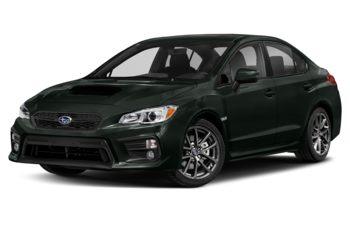 2020 Subaru WRX - Crystal Black Silica