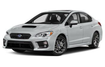 2019 Subaru WRX - Ice Silver Metallic
