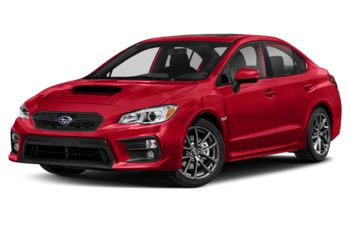 2019 Subaru WRX - Pure Red