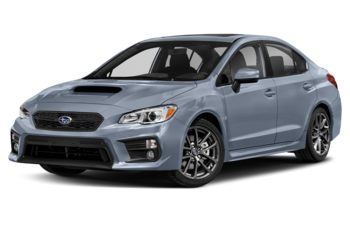 2019 Subaru WRX - Cool Grey Khaki