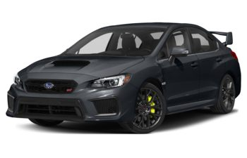 2018 Subaru WRX STI - Dark Grey Metallic