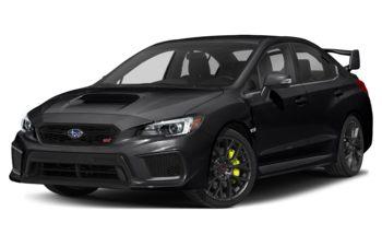 2018 Subaru WRX STI - Crystal Black Silica