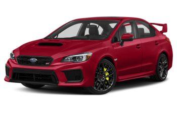 2020 Subaru WRX STI - Pure Red