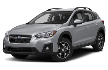 2019 Subaru Crosstrek - Ice Silver Metallic