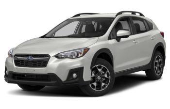 2019 Subaru Crosstrek - Crystal White Pearl