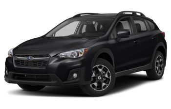 2019 Subaru Crosstrek - Crystal Black Silica