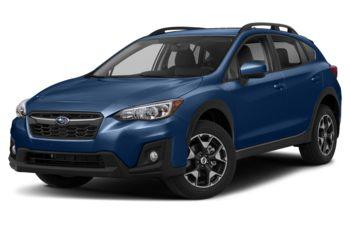 2019 Subaru Crosstrek - Quartz Blue Pearl