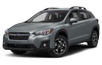 2020 Subaru Crosstrek - Cool Grey Khaki