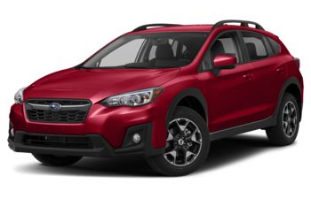 2020 Subaru Crosstrek - Pure Red