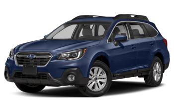 2019 Subaru Outback - Abyss Blue Pearl