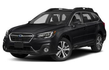 2019 Subaru Outback - Crystal Black Silica