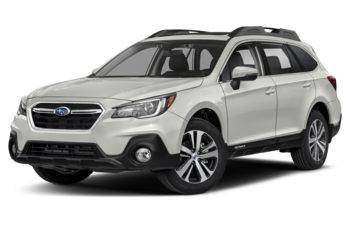 2019 Subaru Outback - Crystal White Pearl