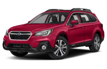 2019 Subaru Outback - Crimson Red Pearl
