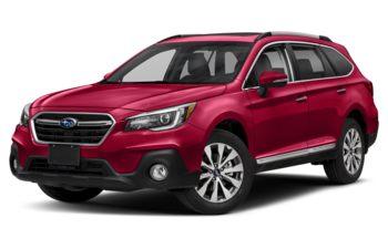 2019 Subaru Outback - Crimson Red Pearl
