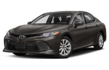 2019 Toyota Camry - Brownstone