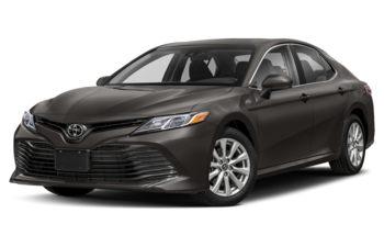 2018 Toyota Camry - Graphite Metallic