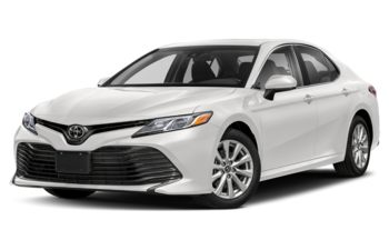 2020 Toyota Camry - Super White