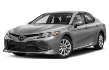 2020 Toyota Camry - Celestial Silver Metallic