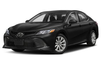 2019 Toyota Camry - Midnight Black Metallic