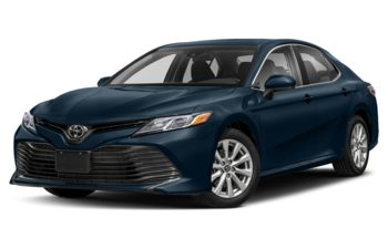 2018 Toyota Camry - Ruby Flare Pearl
