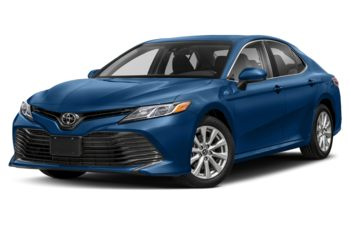 2018 Toyota Camry - Blue Crush Metallic