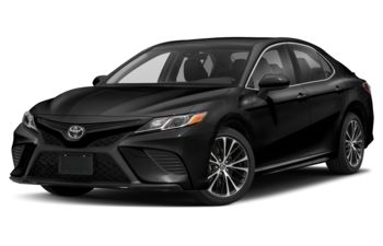 2018 Toyota Camry - Midnight Black Metallic