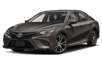 2018 Toyota Camry - Pre-Dawn Grey Mica