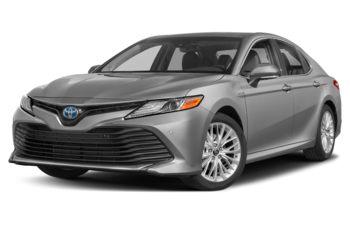 2019 Toyota Camry Hybrid - Celestial Silver Metallic