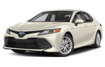 2020 Toyota Camry Hybrid - Wind Chill
