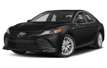2020 Toyota Camry Hybrid - Midnight Black Metallic
