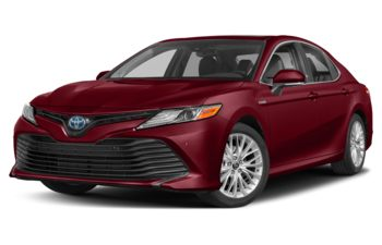 2018 Toyota Camry Hybrid - Ruby Flare Pearl