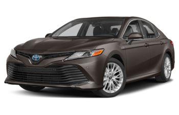 2019 Toyota Camry Hybrid - Graphite Metallic