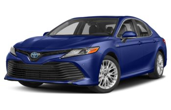 2018 Toyota Camry Hybrid - Blue Crush Metallic