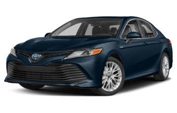2019 Toyota Camry Hybrid - Galactic Aqua Mica