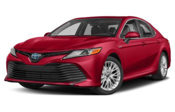2020 Toyota Camry Hybrid - Supersonic Red