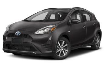 2019 Toyota Prius c - Magnetic Grey Metallic