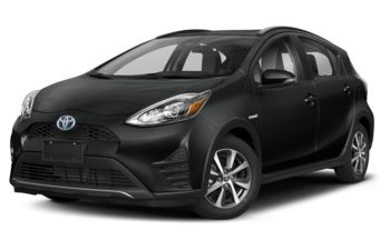 2019 Toyota Prius c - Black Sand Pearl