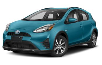 2018 Toyota Prius c - Clear Emerald Pearl